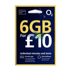 Стартовый пакет O2 (United Kingdom)