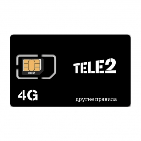 Стартовый пакет Tele2 Казахстан