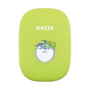 Ретранслятор WiFi Netis E1+ Green