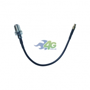 Антенный переходник (pigtail) MCX F-разъем