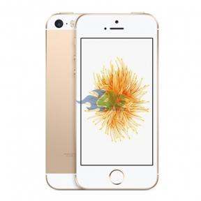 Смартфон Apple iPhone SE 32Gb Gold CDMA (A1662)