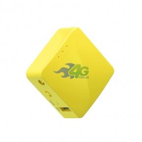 4G LTE WiFi мини роутер GL.iNet GL-MT300N-V2 (Mango)