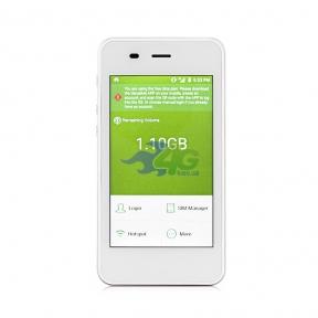 Мобильный 4G LTE WiFi роутер GlocalMe G3 (White)