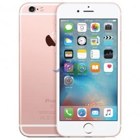 Смартфон Apple iPhone 6s 64Gb Rose Gold CDMA (A1688)