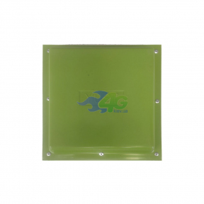 Панельная 4G LTE MIMO антенна Yust усилением 2 x 15 dBi (1700-2700 МГц)