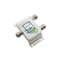 Разветвитель сигнала (сплиттер) 1 in 2 out N-типа 380-2500 МГц