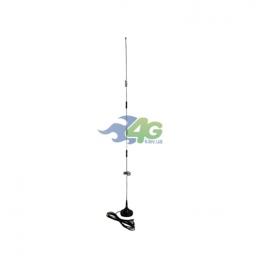 Антенна автомобильная 3G/4G усилением 9Дб 700-2700 МГц (Киевстар, Vodafone, Lifecell, Тримоб)