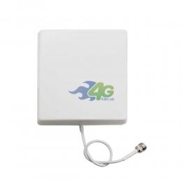 Антенна панельная 2G/3G/4G LTE  усилением 7Дб 800-2700 МГц (Киевстар, Vodafone, Lifecell)