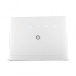 Стационарный 4G LTE роутер Vodafone B3500 (White)+MOD прошивка