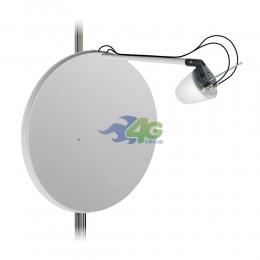 Антенна параболическая 3G/4G LTE MIMO Ольхон усилением 2 х 30 dBi 1700 - 2700 МГц (Киевстар, Vodafone, Lifecell)