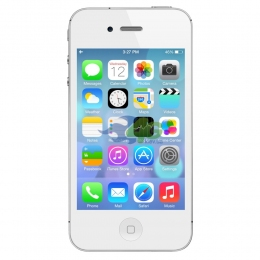 Смартфон Apple iPhone 4 White CDMA (A1349) Сток