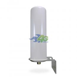 Антенна всенаправленная 2G/3G/4G GJX-698-2700-10 усилением 12 dBi (Киевстар, Vodafone, Lifecell)