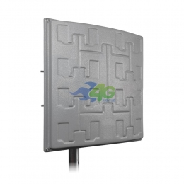 Антенна панельная 3G/4G LTE Сарма усилением 19 dBi 1700-2600 МГц (Киевстар, Vodafone, Lifecell)
