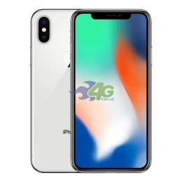 Смартфон Apple iPhone X 256GB Silver CDMA (A1865)