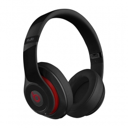Наушники Beats by Dr. Dre Studio 2.0 Over Ear Headphones (Black)