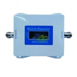 Усилитель сигнала (репитер) 2G 4G GSM/DCS/LTE 900/1800 МГц